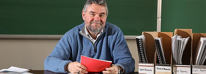 Professor Brad Cousins