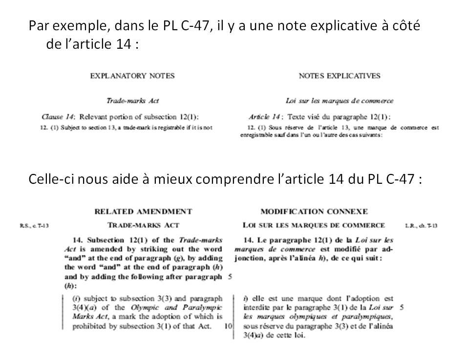 exemple de structure en c